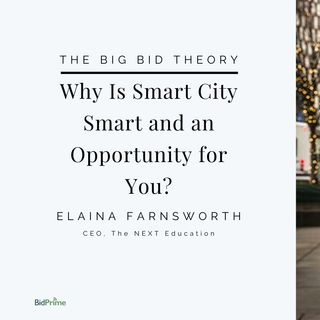 Why Is Smart City Smart and an Opportunity for You?