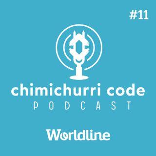 1x11   Charlando con los Androides de Worldline