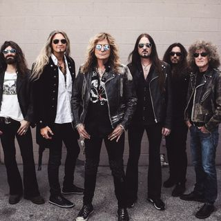 WHITESNAKE Talk The Scorpions Double Venom