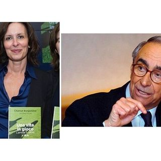 #roma Intervista a Franco Carraro & Chantal Borgonovo