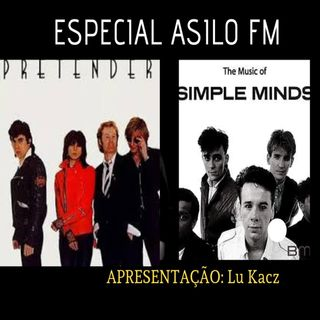 Especial Pretenders & Simple Minds