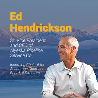 Oil, Gas, Resources, and....the Legislature with Ed Hendrickson