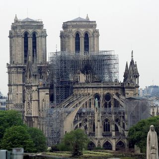 Notre Dame no celebrará misa de Navidad
