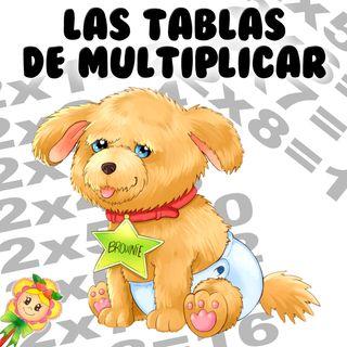 155. Brownie aprende la tabla de multiplicar de dos y chistes para niños con mini Hadita de las Nieves. Cuento infantil para dormir