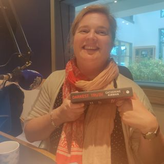 Waterford Author Catherine Kirwan tells Mary about her book Darkest Truth