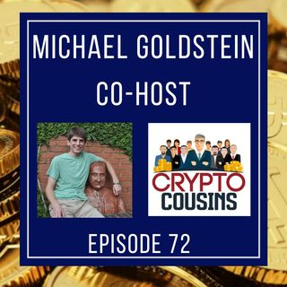 Todays  Co-host Is Michael Goldstein - Nakamoto Institute