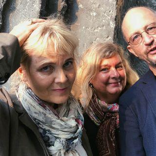 Annika Sundberg, Per Naroskin och Gabriella Ahlström