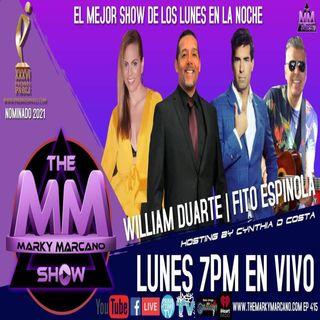 THEMMSHOW INVITADOS ACTOR WILLIAM DUARTE | EL MUSICO FITO ESPINOLA
