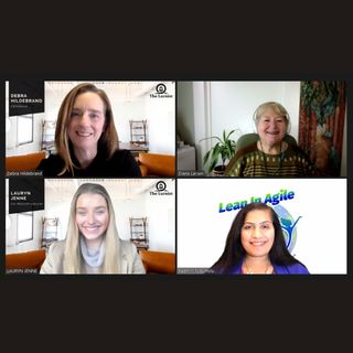 Celebrating Women in Agile with Padmini Nidumolu and Diana Larsen E5