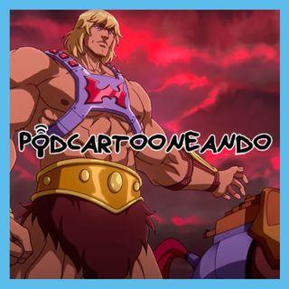 Masters of the Universe: Revelation (La serie animada de He-Man en donde el casi ni aparece!)