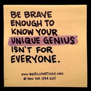 Brave Genius : BYS 090
