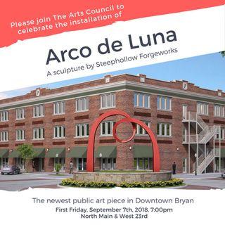 Downtown Bryan Association September 2018 update