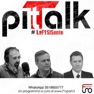 F1 - Pit Talk n°164 - Le gomme 2019 - Mario Isola di Pirelli e Fabiano Vandone
