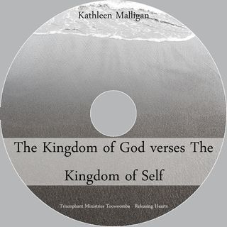 3. The Kingdom Of God V' Kingdom Of Self