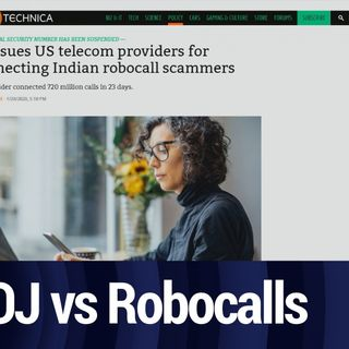 Who Should Be Accountable for Robocalls? | TWiT Bits