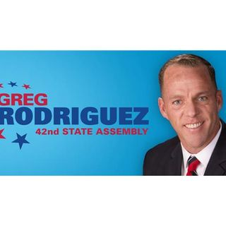 Exclusive: Greg Rodriquez, Candidate for California  42nd State Assembly
