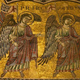 08 - Gli angeli e i Padri della Chiesa