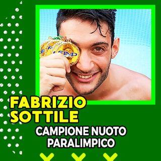 Fabrizio Sottile Campione Paralimpico 24 gennaio 2020