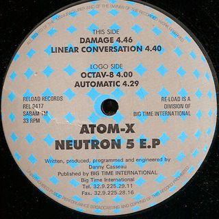 Atom-X - Octav-8