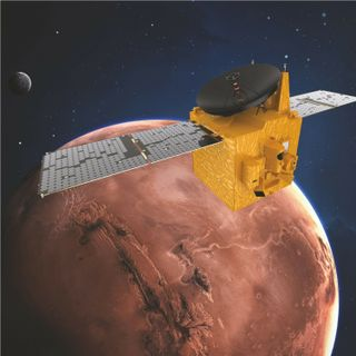 A Mars Mission Begins, a Comet Exits, and the Future of Planetary Science