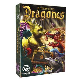 Cubo Reseña - El Tesoro de los Dragones