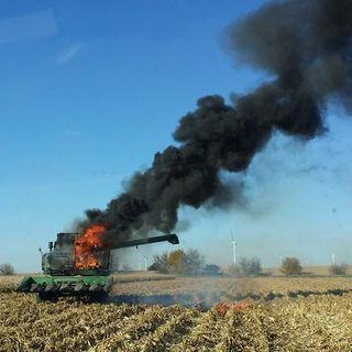 Dan Humburg, combine fires