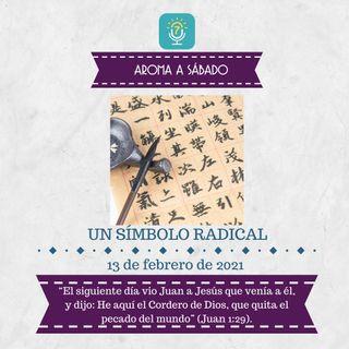 13 de febrero - Un símbolo radical - Etiquetas Para Reflexionar - Devocional de Jóvenes