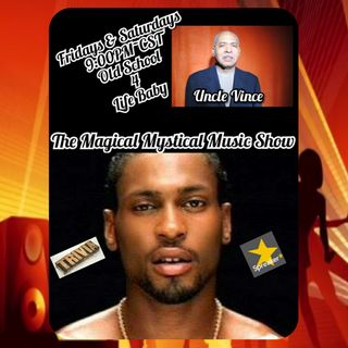 The Magical Mystical Music Show 8-21-2021