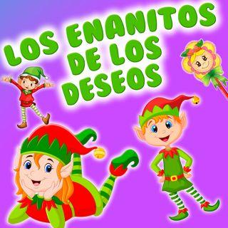92. Los enanitos de los deseos. Cuento infantil navideño de Hada de Fresa sobre los propósitos de año nuevo. Cuento para dormir
