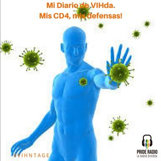 """Mi diario de VIHda: """"Mis CD4, mis defensas"""""""