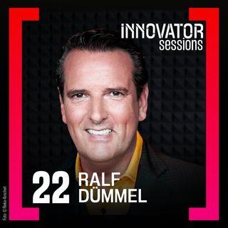 Unternehmer und Investor Ralf Dümmel erklärt, wie du ein Gespür für gute Ideen entwickelst