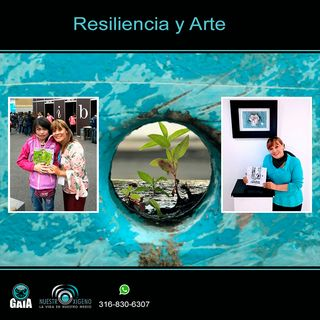 NUESTRO OXÍGENO Resiliencia y arte en cuarentena - Artista Luisa Peñaranda
