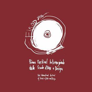 """Salvo Bitonti """"Festival Internazionale delle Scuole d'Arte e Design"""""""