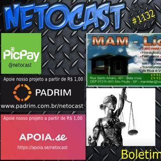 NETOCAST 1132 DE 25/03/2019 - BOLETIM DE DIREITO