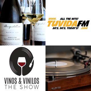 Vinos & Vinilos The Show 9/10/2020