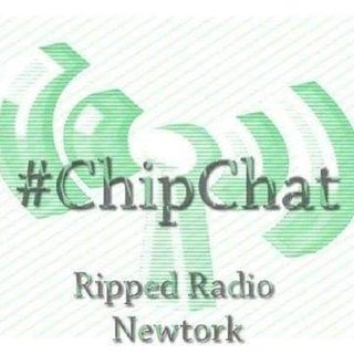 ChipChat with special guest host Mr Derik LaMar and musical guest Strongwater