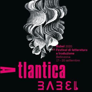 "Vanni Bianconi ""Babel Festival"""