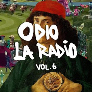 Odio la radio - Dios Bendiga el Vicio