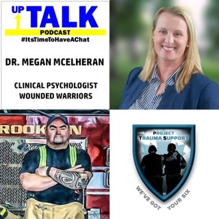 UpTalk Podcast: Dr. Megan McElheran