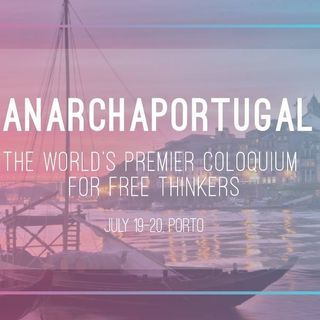 Bruno Livi of AnarchaPortugal on the Good Morning Portugal radio show