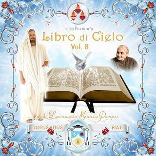 Libro di Cielo, Volume 8 (audiolibro)