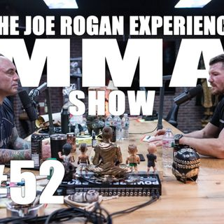 JRE MMA Show #52 with Michael Bisping