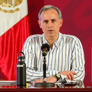 En octubre se complicarán los casos de influeza y Covid-19: López-Gatell