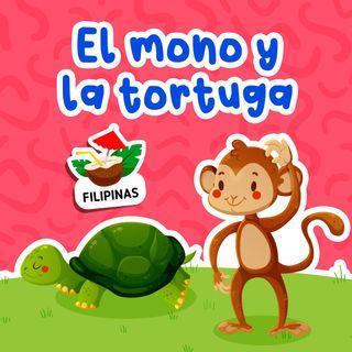 Cuentos para niños I El mono y la tortuga 11