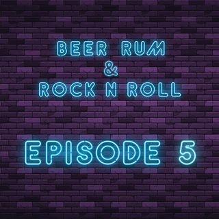 Episode 5 (2019 RNRHOF INDUCTEES/SLASH LIVING THE DREAM ALBUM REVIEW AND TENACIOUS D CONCERT REVIEW)