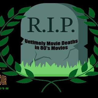 Untimely and Unexpected Movie Deaths