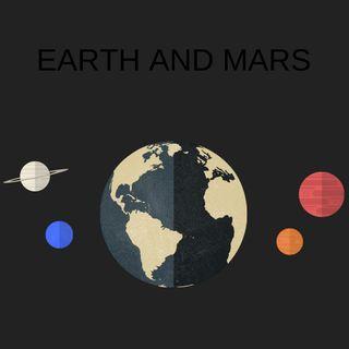 Երկիր և Մարս