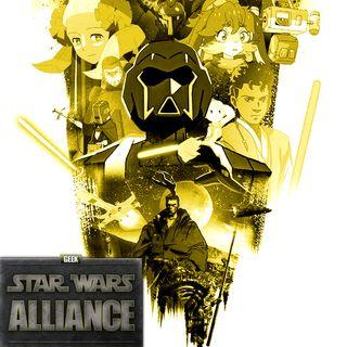 Star Wars Visions Spoiler Review : Star Wars Alliance EP XXXVIII