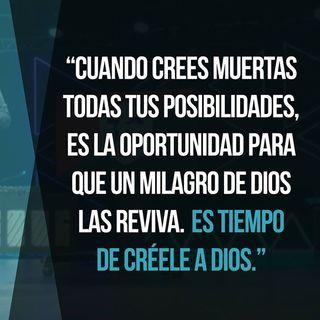 (2/3) DIOS DE MILAGROS (Parte II), por el pastor Alan Palacio