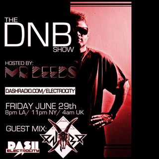 the DNB show S02E03 (guest mix Empire X)
